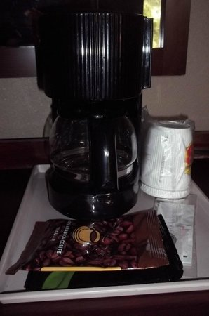 Super 8 Jessup/Baltimore Area: Coffee maker