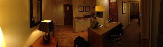 Staybridge Suites Liverpool: Bedroom