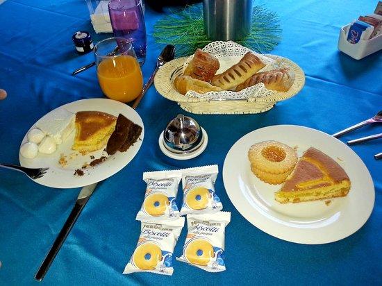 Baglio Della Luna Relais: colazione