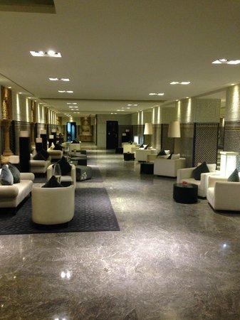 Hotel la Tour Hassan: Corridor