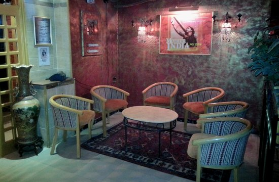 A Taste of India Asian & International Restaurant Plus Lounge Bar: Transformation Underway