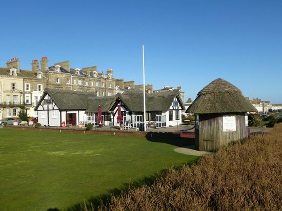 The Thatch: The 'Thatch' Tea Rooms