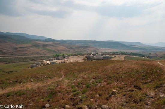Didima Camp: Schöne Lage