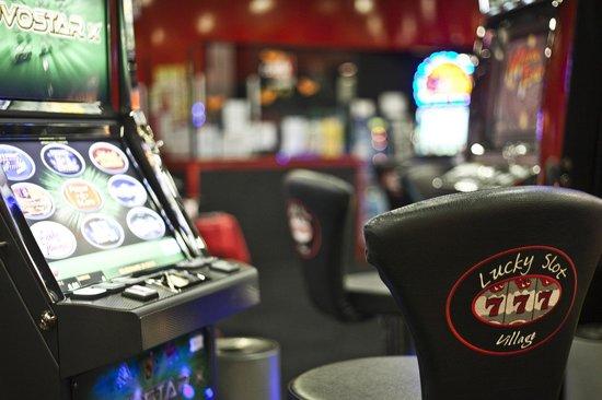 Lucky Slot Village: altro particolare della nostra sala