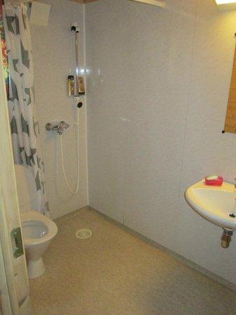 Vinje Camping: Bathroom