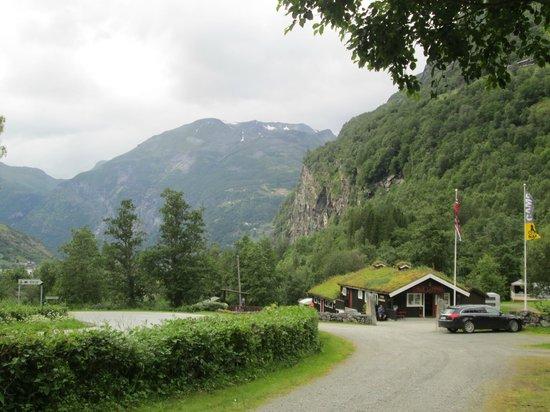 Vinje Camping: Grounds