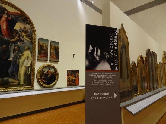 Galleria dell'Accademia : Ri-Conoscere Michelangelo-  18 Feb-18 Maggio 2014