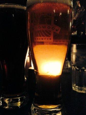 Longwood Brew Pub & Restaurant: Extra Ale