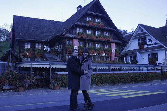 Hotel Chalet Swiss: Отель - сказка!
