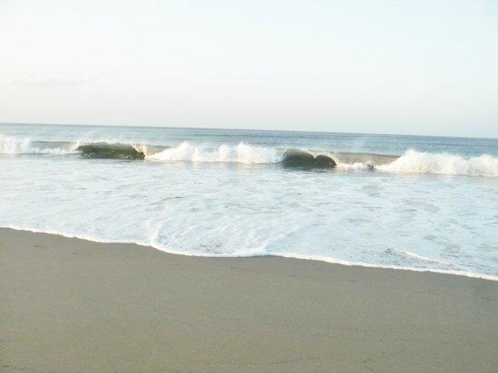 Hotel Popoyo : Waves