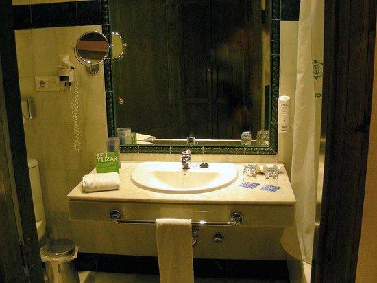 Tryp Malaga Guadalmar Hotel : Washroom