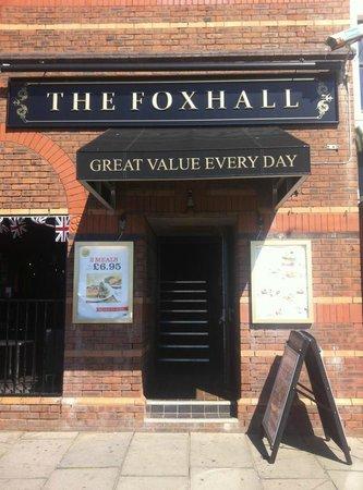 Reflex Foxhall
