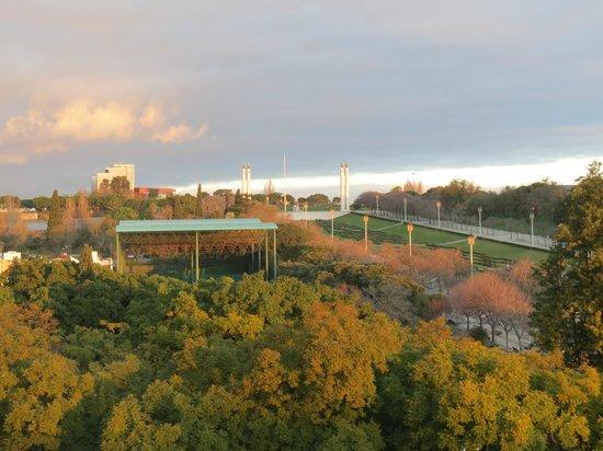 HF Fenix Lisboa: Vista da Suite