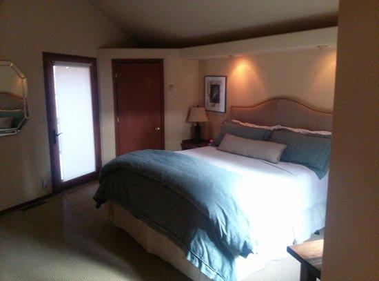 Nakoma Spa: Bedroom