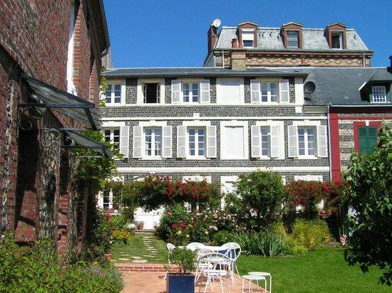 Jardin Gorbeau Etretat Guesthouse