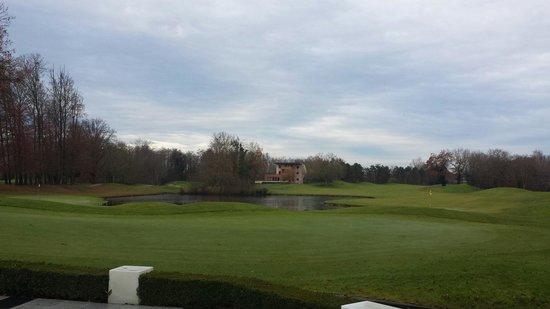 Le Kempferhof Golf et Château-Hôtel : vue sur le golf
