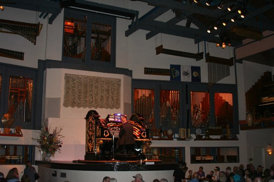 ‪Organ Stop Pizza‬