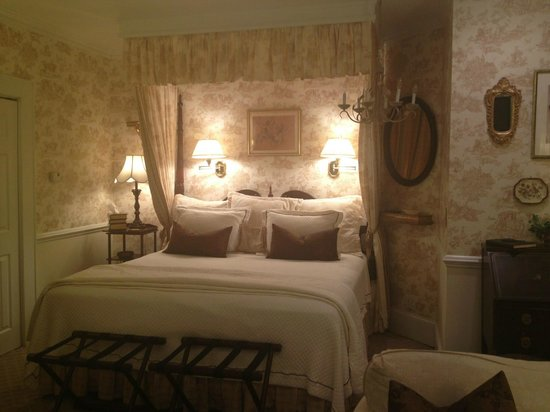 Abbington Green Bed & Breakfast Inn and Spa: Grosvenor Suite