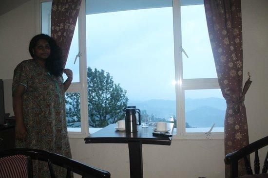 Misty Mountain Resort : suite