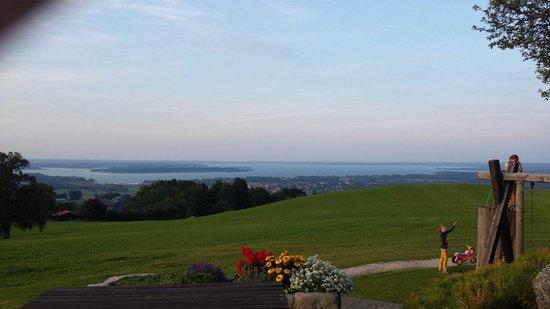 Seiserhof: belle vue