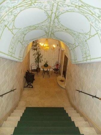 Atlante Garden Hotel : entry