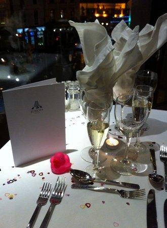 Europa Hotel - Belfast : Dinner