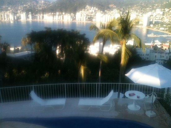 Las Brisas Acapulco: La vista de la habitación