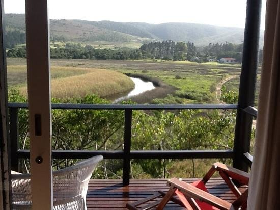 Emily Moon River Lodge : what a room with a view!