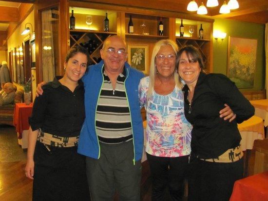 Hotel Kosten Aike: ROMI Y SILVINA GRACIAS POR TODO!!!!!!