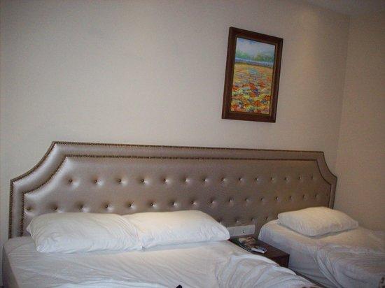Club Hotel Turan Prince World: chambres