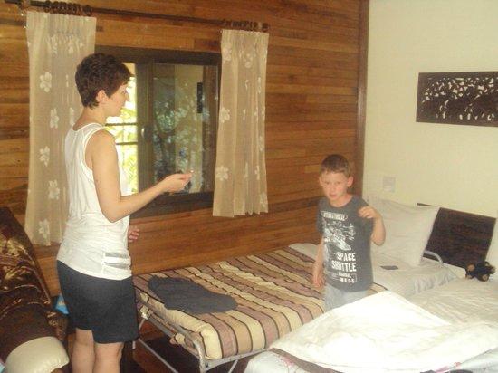 Khao Sok Las Orquideas Resort: Our room