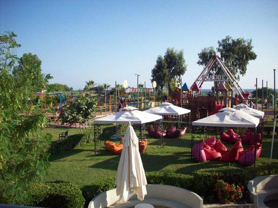 Club Hotel Turan Prince World: espace massage