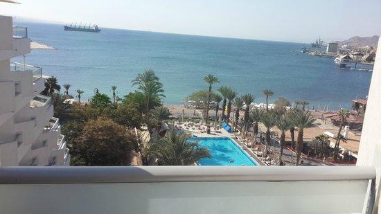 Rimonim Eilat : View