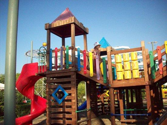 Club Hotel Turan Prince World: jeu pour les enfant