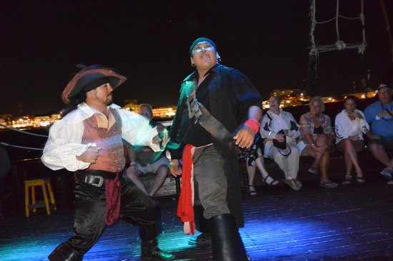 Jean Laffite Pirate Dinner Cruise: Pirate Dinner Cruise