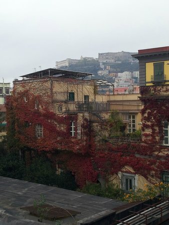 Hotel Piazza Bellini: Vista ariosa