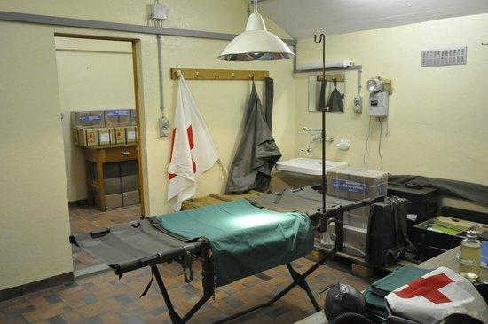 Fondation Forteresse Historique : Prêt pour l'opération