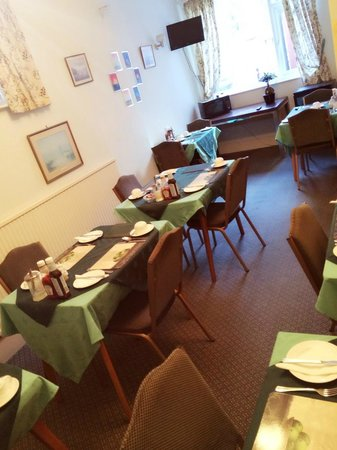 Earlham Guest House: BREAKFAST 06103 454 169 07502478868(07545826555)