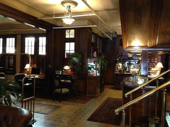 Park Plaza Hotel Winter Park : Lobby