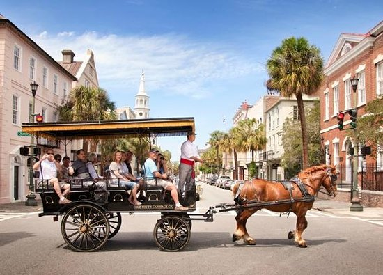Old South Carriage Company : Old South Carriage Tours
