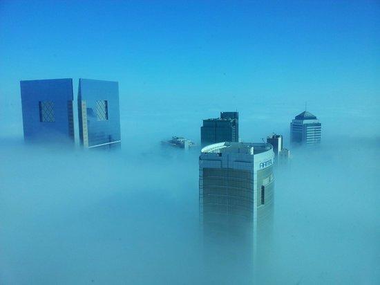InterContinental Doha The City: Panorama mattutino