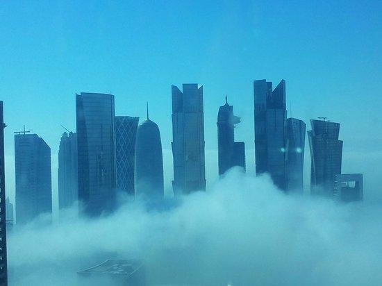 InterContinental Doha The City: Mattino