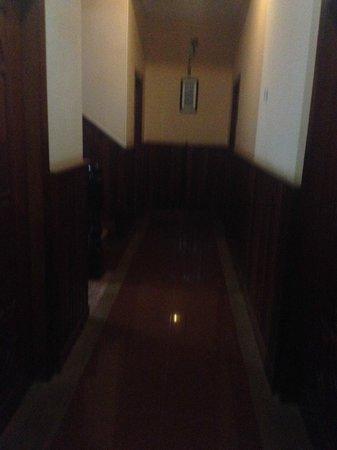 Hostel Siem Reap: Corridor