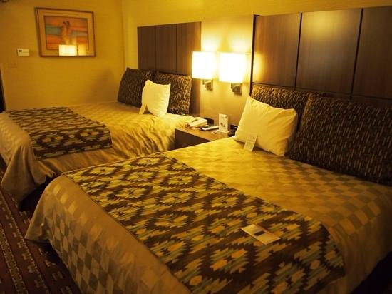 Kayenta Monument Valley Inn: Room
