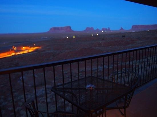 Kayenta Monument Valley Inn: moning