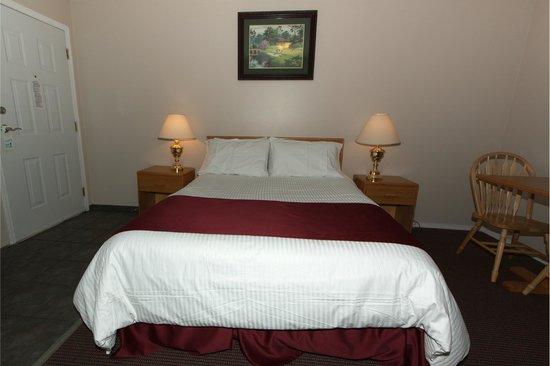 Cactus Tree Inn: one queen bed