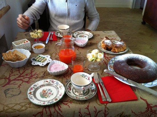 La Portazza Resort: La colazione