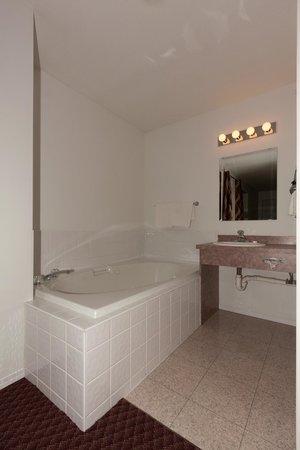 Cactus Tree Inn: jacuzzi tub in romance room