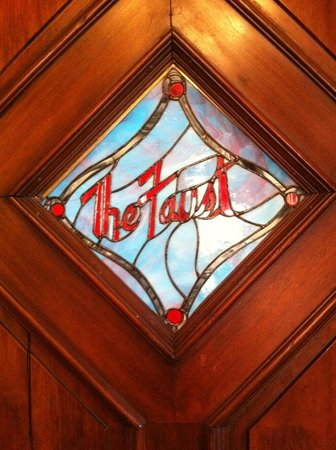 The Faust Hotel: Hotel Lobby
