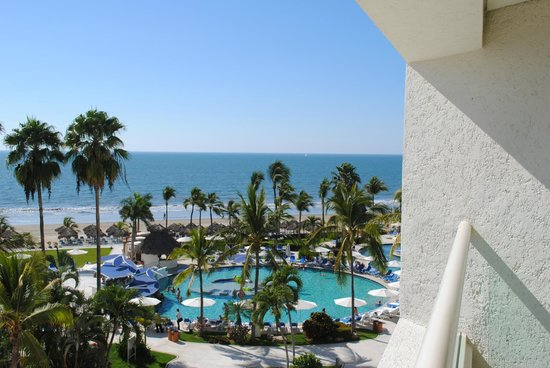 Hard Rock Hotel Vallarta: balcony veiw 5022